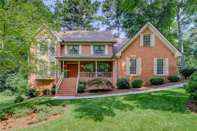 5751 Wolf Laurel Lane SW, Lilburn, GA 30047 (MLS #6925448) :: North Atlanta Home Team