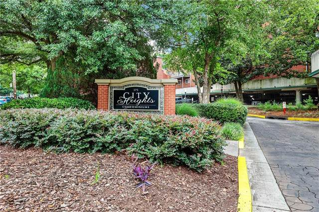 387 Ralph Mcgill Boulevard NE J, Atlanta, GA 30312 (MLS #6925450) :: The Kroupa Team | Berkshire Hathaway HomeServices Georgia Properties