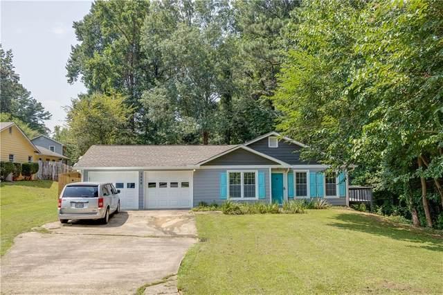 2080 Darrel Lane, Lawrenceville, GA 30046 (MLS #6925461) :: RE/MAX Paramount Properties