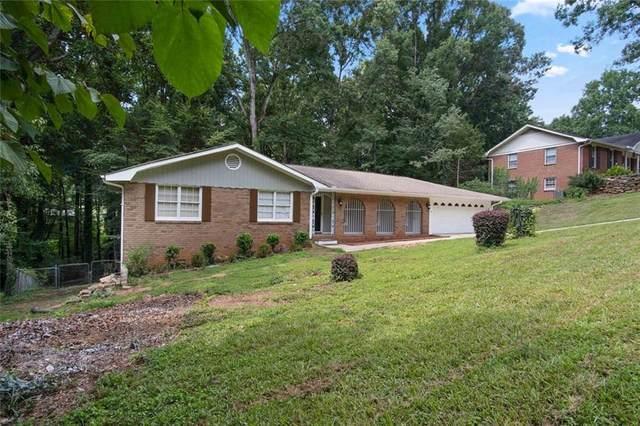 5645 Brady Drive SW, Stone Mountain, GA 30087 (MLS #6925463) :: Charlie Ballard Real Estate