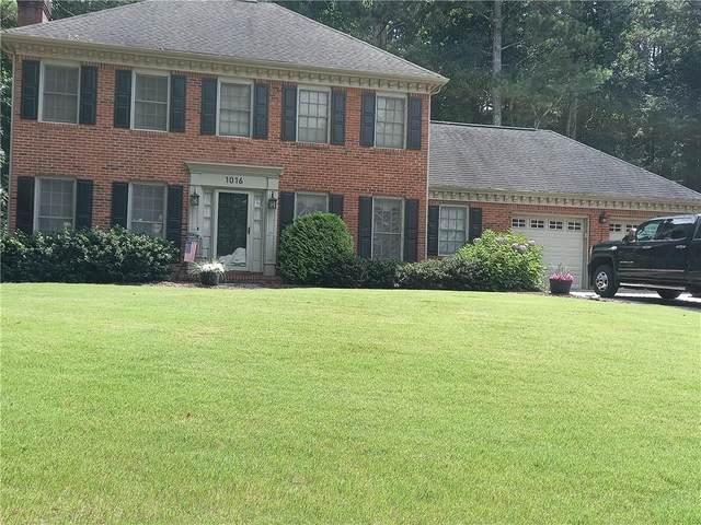 1016 Pinbrook Drive, Lawrenceville, GA 30043 (MLS #6925473) :: RE/MAX Paramount Properties