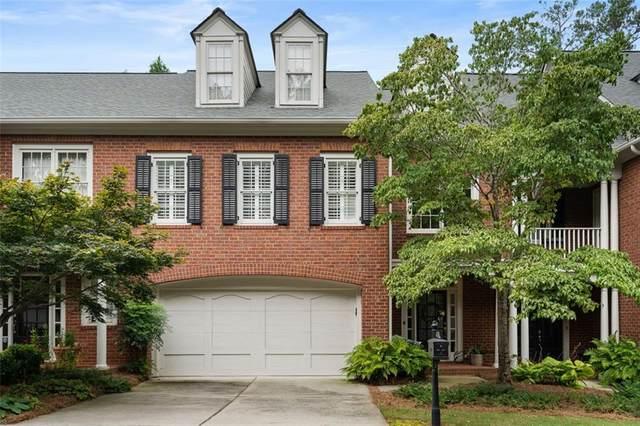 7724 Georgetown Chase, Roswell, GA 30075 (MLS #6925509) :: North Atlanta Home Team
