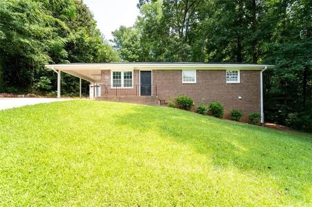 3761 Cherokee Trails Drive SW, Marietta, GA 30008 (MLS #6925547) :: Morgan Reed Realty