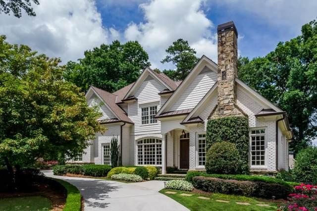 310 Old Ivy Road NE, Atlanta, GA 30342 (MLS #6925603) :: Keller Williams