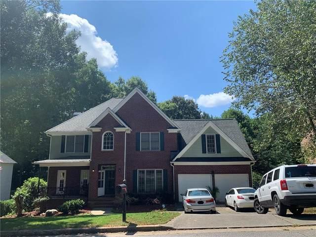 347 Woodbrook Crest, Canton, GA 30114 (MLS #6925632) :: North Atlanta Home Team