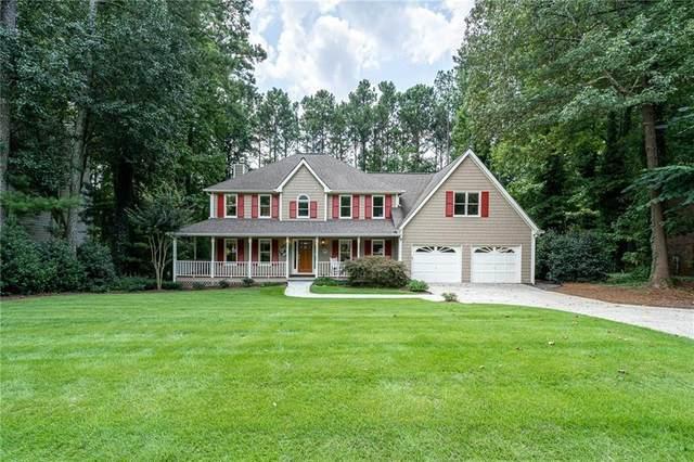 5493 Brookstone Drive NW, Acworth, GA 30101 (MLS #6925654) :: North Atlanta Home Team