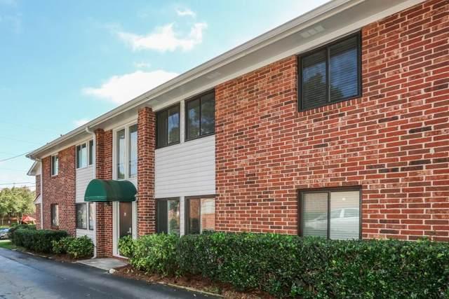 4266 Roswell Road NE D-4, Atlanta, GA 30342 (MLS #6925660) :: Keller Williams