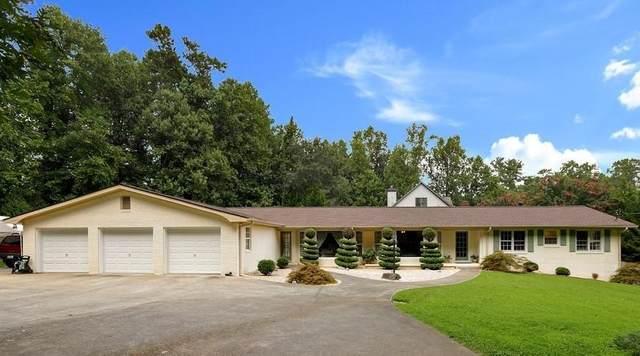 621 Pine Grove Road, Roswell, GA 30075 (MLS #6925667) :: North Atlanta Home Team