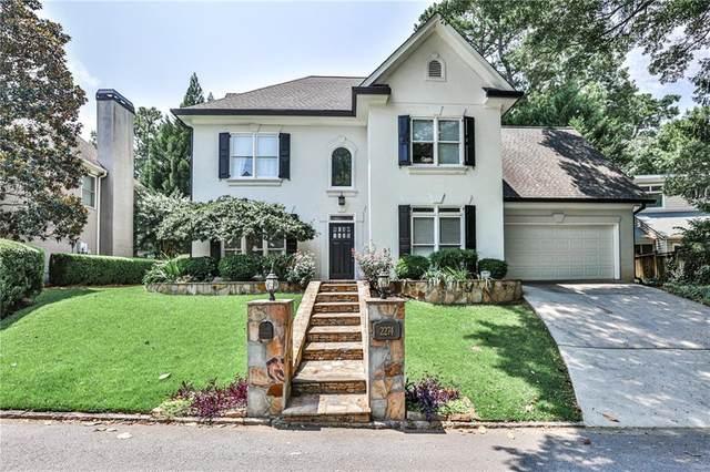 2274 Matthews Street NE, Brookhaven, GA 30319 (MLS #6925672) :: Tonda Booker Real Estate Sales
