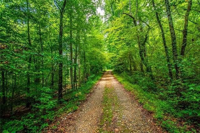 1661 Oak Grove Road, Dahlonega, GA 30533 (MLS #6925707) :: The Justin Landis Group