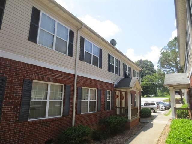 1651 Massachusetts Avenue SW #20, Marietta, GA 30008 (MLS #6925874) :: North Atlanta Home Team