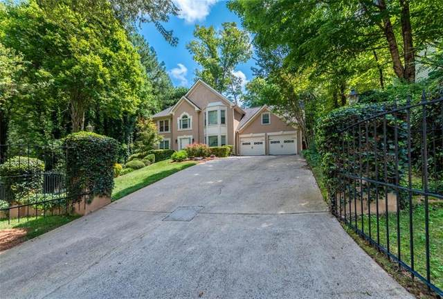 2035 Federal Road, Roswell, GA 30075 (MLS #6925898) :: North Atlanta Home Team