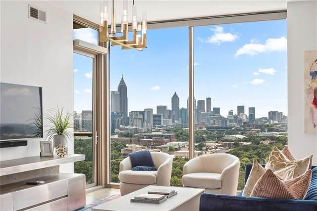 270 17th Street NW #2403, Atlanta, GA 30363 (MLS #6925918) :: Atlanta Communities Real Estate Brokerage