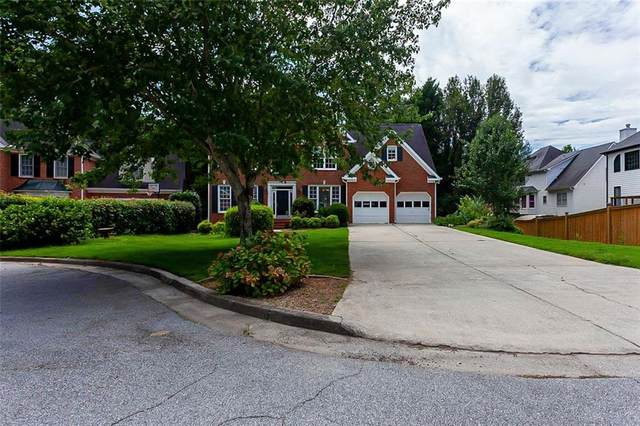 1846 Lone Oak Court, Lawrenceville, GA 30043 (MLS #6925935) :: North Atlanta Home Team