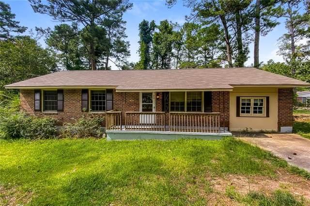 404 Camelot Parkway, Jonesboro, GA 30236 (MLS #6925942) :: The Kroupa Team | Berkshire Hathaway HomeServices Georgia Properties