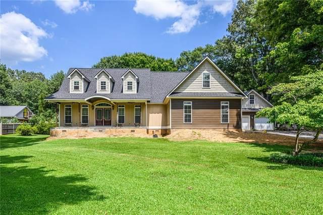 655 Antioch Road, Cedartown, GA 30125 (MLS #6925984) :: North Atlanta Home Team