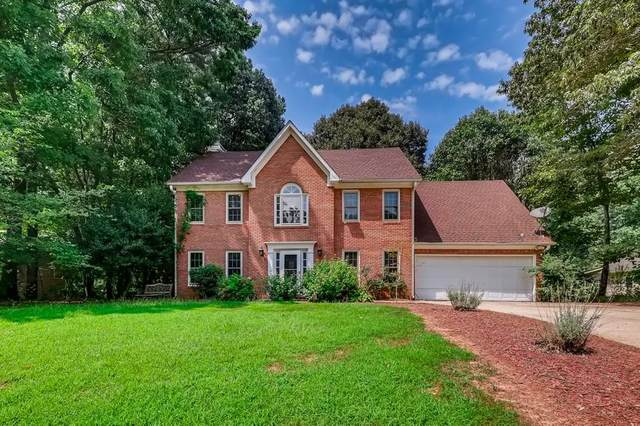 147 Stanbrough Drive, Dallas, GA 30157 (MLS #6926100) :: North Atlanta Home Team