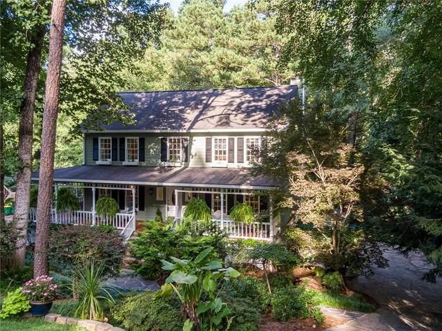 4294 Fox Wood Court, Marietta, GA 30062 (MLS #6926114) :: North Atlanta Home Team