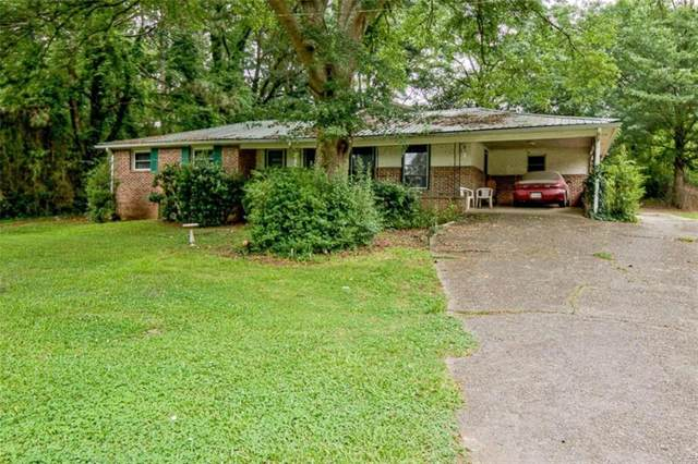 419 Westside School Road, Newnan, GA 30263 (MLS #6926149) :: North Atlanta Home Team