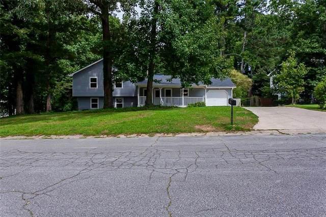 2460 Fieldrock Way, Lawrenceville, GA 30043 (MLS #6926183) :: North Atlanta Home Team