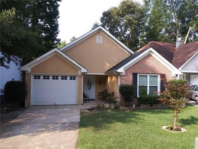 550 N Fairfield Drive, Peachtree City, GA 30269 (MLS #6926259) :: North Atlanta Home Team