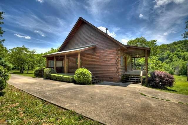 33 Old Shadwick Pl, Mineral Bluff, GA 30559 (MLS #6926301) :: North Atlanta Home Team