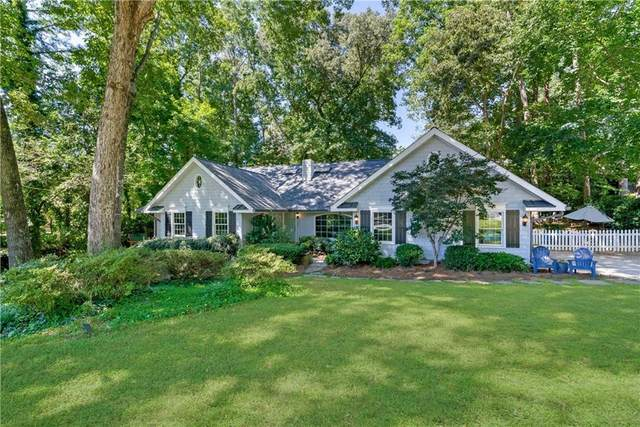 570 Glen Eagles Circle SE, Marietta, GA 30067 (MLS #6926329) :: Dawn & Amy Real Estate Team