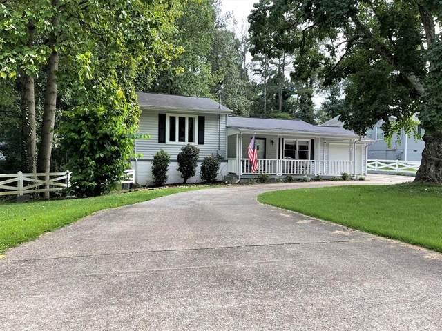 1950 Spring Road SE, Smyrna, GA 30080 (MLS #6926330) :: Good Living Real Estate