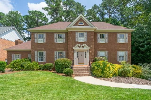 848 Guinevere Way, Lilburn, GA 30047 (MLS #6926365) :: North Atlanta Home Team