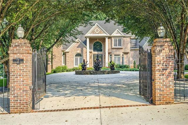 3 Woodlawn Drive NE, Marietta, GA 30067 (MLS #6926408) :: Dawn & Amy Real Estate Team