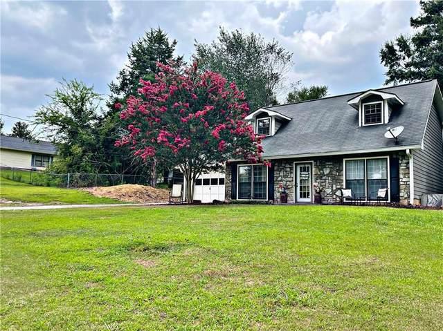 8 Willow Bend Road NE, Armuchee, GA 30105 (MLS #6926490) :: North Atlanta Home Team