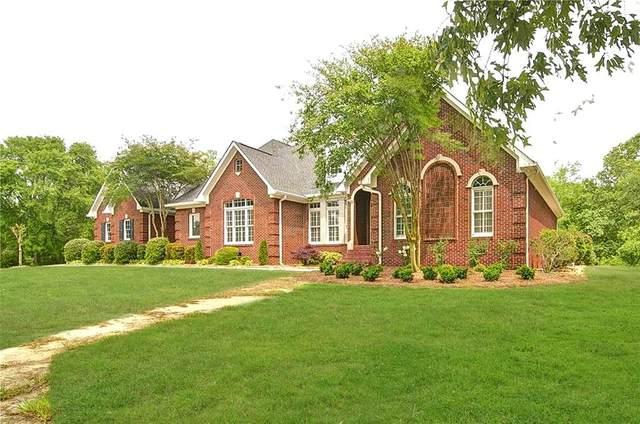 299 Floyd Road NE, Calhoun, GA 30701 (MLS #6926508) :: North Atlanta Home Team