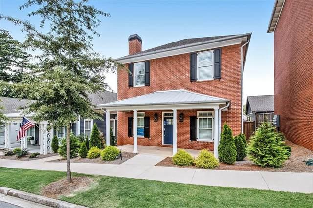 4121 N Swann Street, Covington, GA 30014 (MLS #6926513) :: North Atlanta Home Team