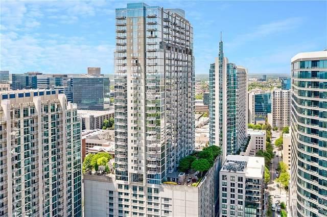 867 Peachtree Street NE #503, Atlanta, GA 30308 (MLS #6926532) :: Dillard and Company Realty Group