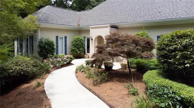 3601 Lakeview Drive, Gainesville, GA 30501 (MLS #6926637) :: North Atlanta Home Team