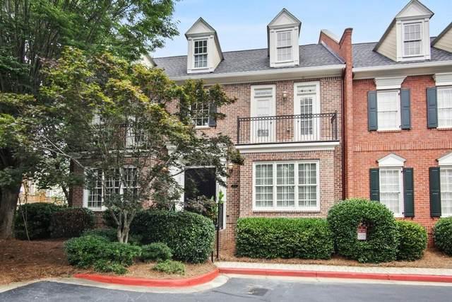 4744 Ivy Ridge Drive SE, Atlanta, GA 30339 (MLS #6926680) :: North Atlanta Home Team