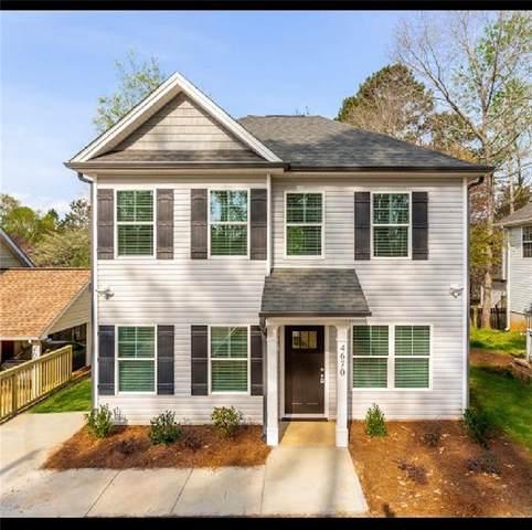 6030 Mountain Trail Ct, Gainesville, GA 30506 (MLS #6926813) :: Virtual Properties Realty