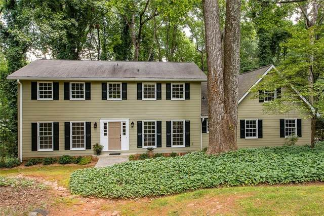 2225 Mountain Creek Drive, Smoke Rise, GA 30087 (MLS #6926911) :: Kennesaw Life Real Estate