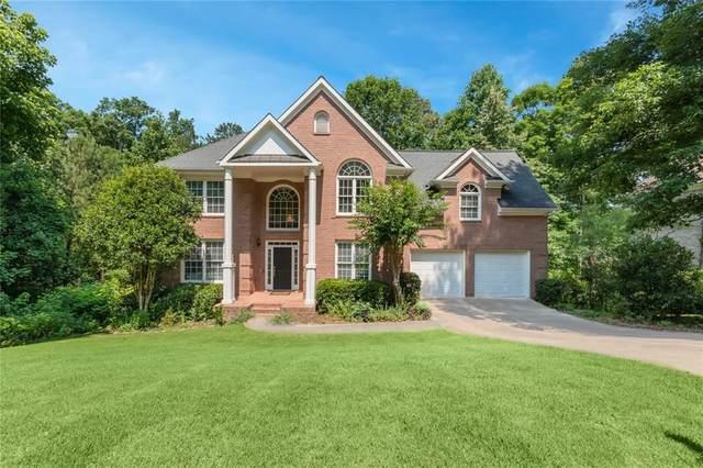 2010 Bluffton Way, Roswell, GA 30075 (MLS #6926940) :: North Atlanta Home Team