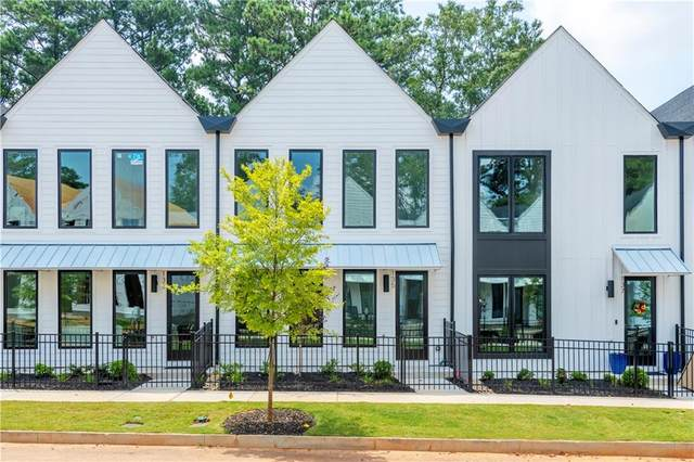 135 Pearl Street, Woodstock, GA 30188 (MLS #6927019) :: North Atlanta Home Team