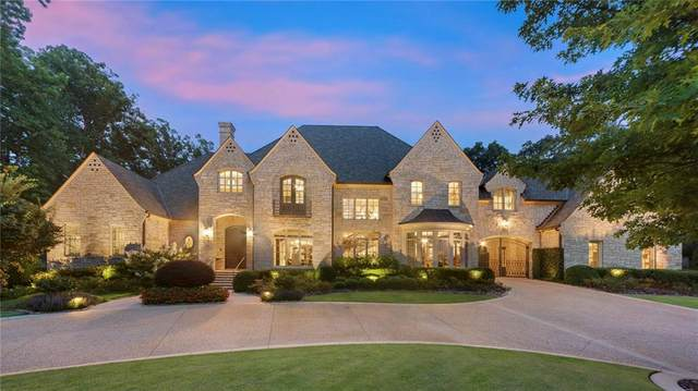 231 Pine Valley Road SE, Marietta, GA 30067 (MLS #6927062) :: Dawn & Amy Real Estate Team