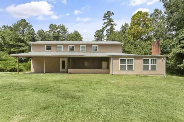 378 Walker Mountain Road SW, Rome, GA 30161 (MLS #6927085) :: North Atlanta Home Team