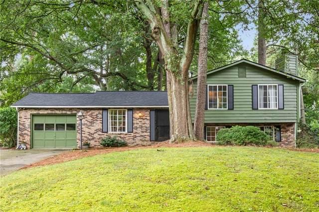 465 N Pond Trail, Roswell, GA 30076 (MLS #6927106) :: North Atlanta Home Team