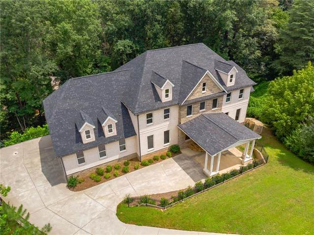 537 Cutwater Trail, Sandy Springs, GA 30328 (MLS #6927282) :: North Atlanta Home Team