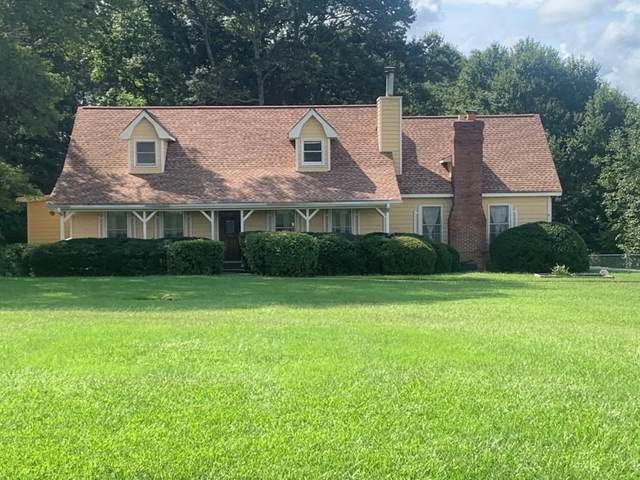 1761 Ridgecrest Drive, Monroe, GA 30655 (MLS #6927341) :: North Atlanta Home Team
