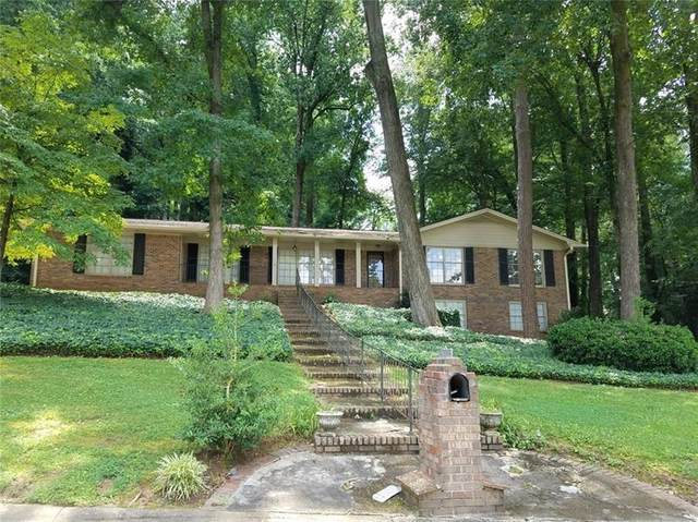 3755 Allsborough Drive, Tucker, GA 30084 (MLS #6927456) :: The Heyl Group at Keller Williams