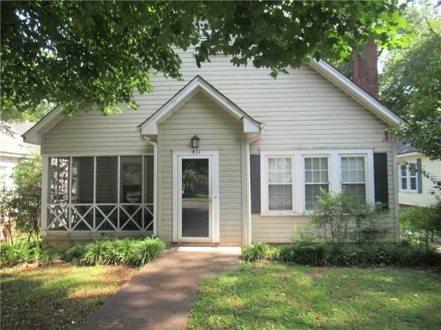 431 Wissahickon Avenue, Cedartown, GA 30125 (MLS #6927487) :: RE/MAX Paramount Properties