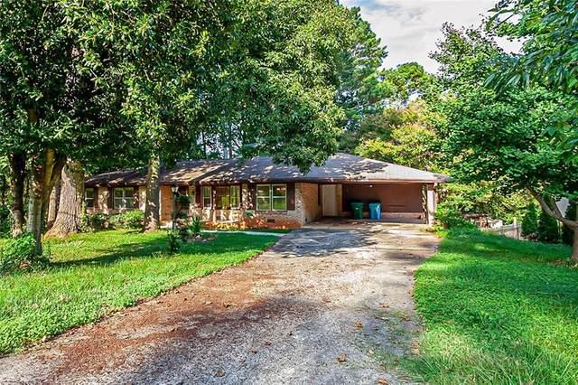 352 Old Rosser Road, Stone Mountain, GA 30087 (MLS #6927511) :: North Atlanta Home Team