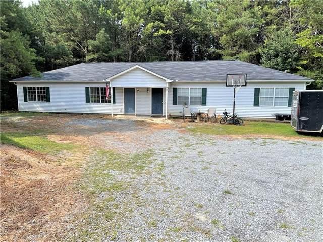 201 Dogwood Road, Ellijay, GA 30540 (MLS #6927611) :: The Kroupa Team | Berkshire Hathaway HomeServices Georgia Properties