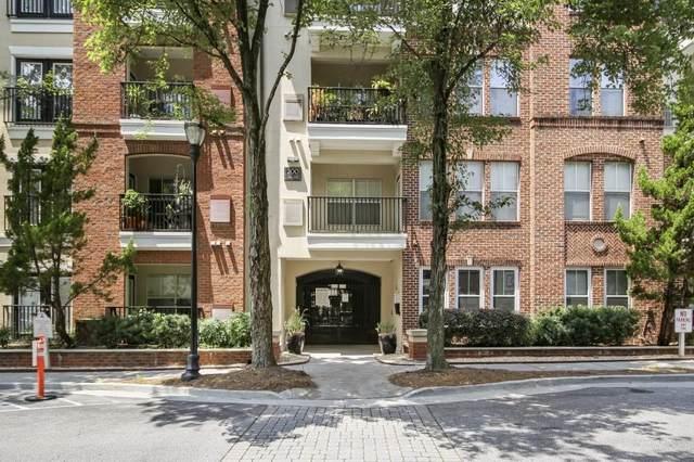 1850 Cotillion Drive #2103, Dunwoody, GA 30338 (MLS #6927642) :: Kennesaw Life Real Estate